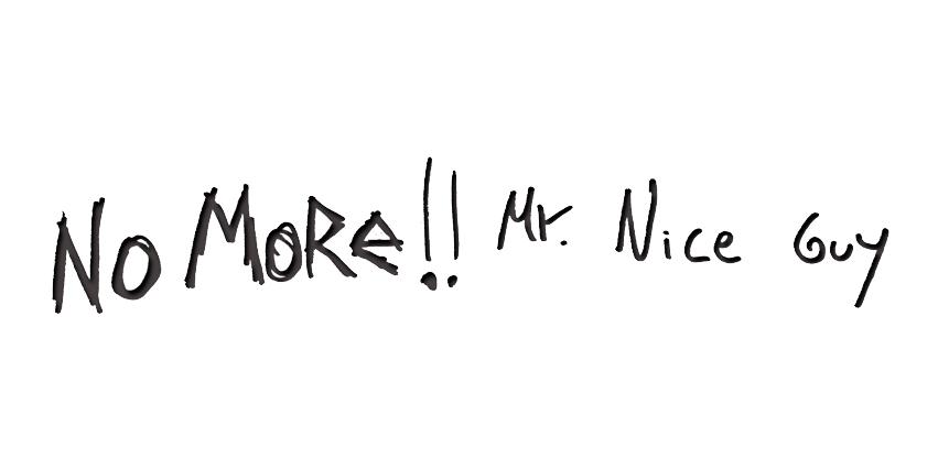 No More Mr Nice Guy EB image